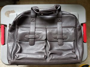 Brown Bosca Leather laptop bag for Sale in Seattle, WA