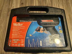 Weller 8200PK 140/100 Watts 120v Universal Soldering Gun Kit for Sale in Houston, TX