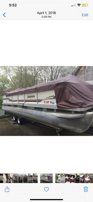 2000 sweetwater pontoon 24ft for Sale in Nashville, TN