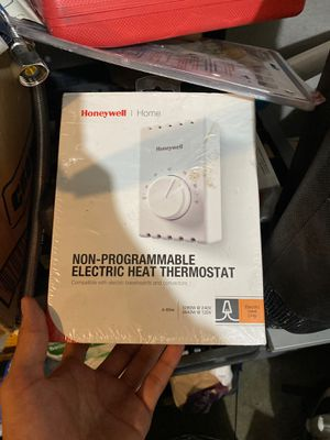 2 electric heat thermostat for Sale in Vancouver, WA