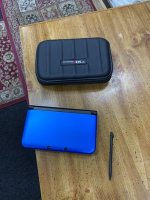Nintendo 3DS XL with Case for Sale in Seymour, CT
