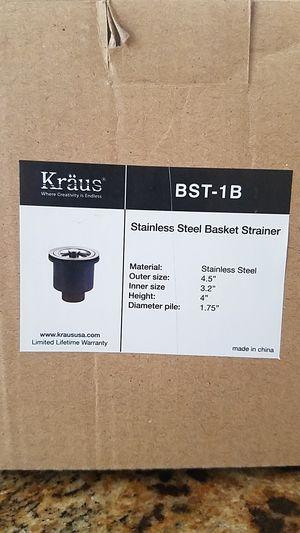 Kraus kitchen strainer for Sale in Palm Harbor, FL