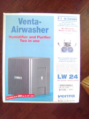 NIB air purifier and humidifier for Sale in McKinney, TX