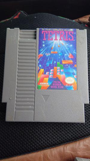 Tetris nes for Sale in Durham, NC