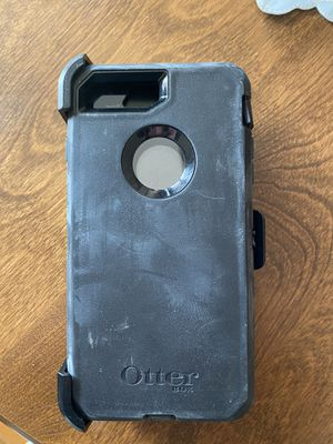 Otter box Defender for IPhone 7 Plus for Sale in Bellefontaine, OH