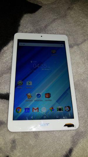 Acer tablet for Sale in North Las Vegas, NV