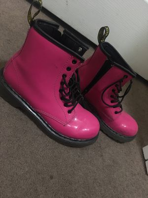 Dr.martins hot pink for Sale in Stockton, CA