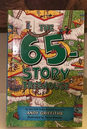 The 65- Story treehouse book for Sale in Corona, CA