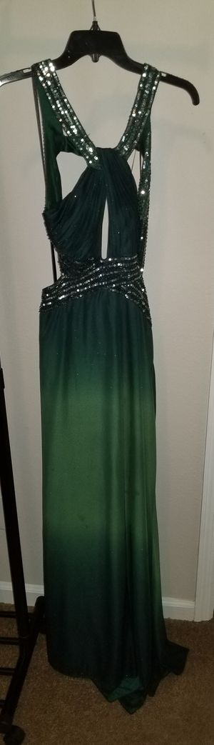 Green Formal Dress for Sale in Chattanooga, TN
