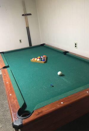 Mizerack Pool Table for Sale in Wichita, KS