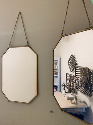 2 Hanging Wall Mirrors for Sale in Nashville, TN