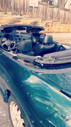 Mitsubishi Eclipse spyder GT convertible for Sale in Olney, MD