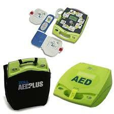 ZOLL AED Plus W/ Real CPR Help  Complete AED Package for Sale in Silver Spring, MD