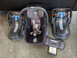 Uppababy Mesa car seat and two bases for Sale in Seattle, WA
