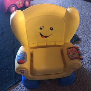Fisher Price Laugh And Learn Smart Stage Chair for Sale in Norwalk, CA