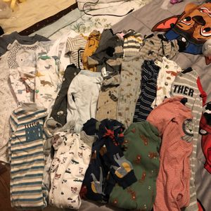 Baby Boy Clothes Preemie-9 Months for Sale in Federal Way, WA
