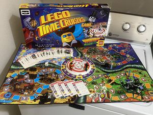 LEGO time crusher board game for Sale in Albuquerque, NM
