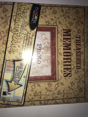Treasured memories book for Sale in Ontario, CA