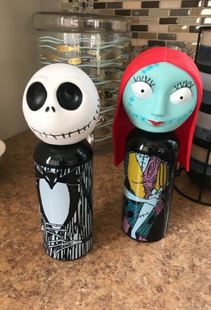 Jack & Sally Thermos Drink Holders for Sale in NJ, US