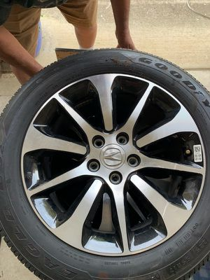 2018 TLX OEM rims & tires $600 for Sale in Pittsburg, CA