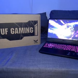 ASUS TUF FX505DV (UPGRADED) GAMING LAPTOP RTX2060 Ryzen 5 32GB RAM 1.5TB Memory COMES WITH FREE LAPTOP STAND for Sale in Brooklyn, NY