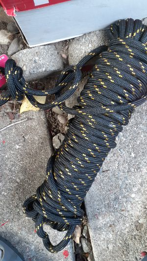 100 ft 1/2 inch polypropylene rope for Sale in Salt Lake City, UT