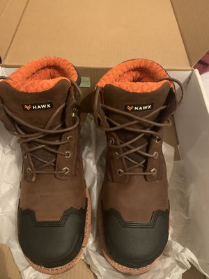 Work boots size 11 HAWX for Sale in Crowley, TX