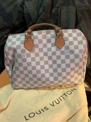 Authentic Louis Vuitton speedy 30 for Sale in Bridgeville, PA