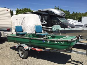 Coleman 11ft Fishing Boat for Sale in San Jose, CA