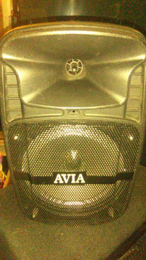"AVIA MP3 8""SPEAKER for Sale in Los Angeles, CA"