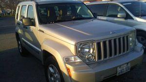 2009 Jeep Liberty for Sale in Modesto, CA