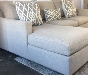 Gray Sectional With Chase for Sale in Rockvale,  TN
