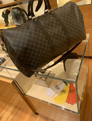 Louis Vuitton keepall 55 duffle for Sale in Miami, FL