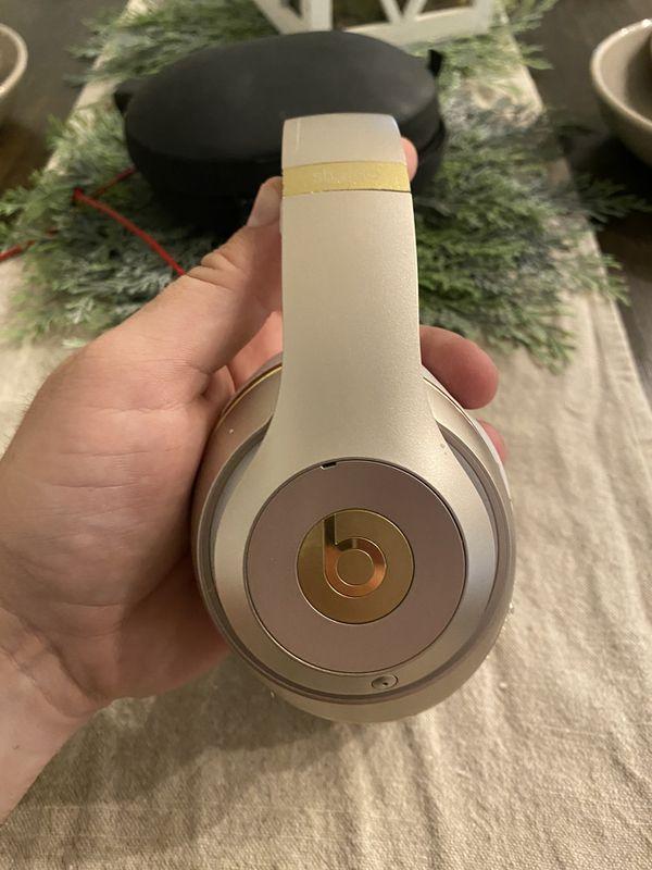 Beats studio 3 Rose Gold wireless