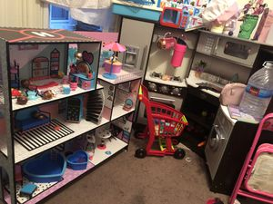 LOL DOLL HOUSE for Sale in Yeadon, PA