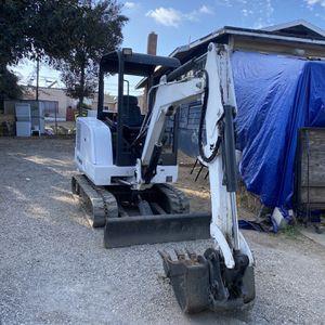 Mini Excavator Bobcat Model 328 for Sale in San Diego, CA