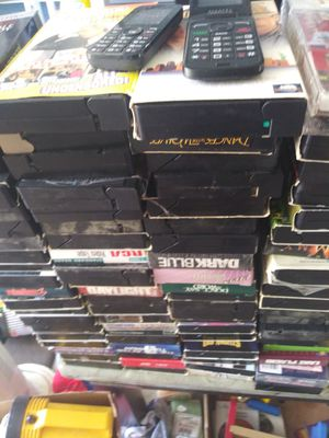 VHS tapes all for Sale in Lake Worth, FL