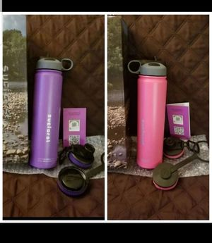 Water Bottles, 2 Extra Accessories -24oz for Sale in Barstow, CA