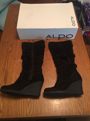 ALDO Black Boots size 39 for Sale in San Diego, CA