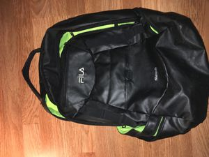 Black Fila Backpack $10 for Sale in Landover, MD