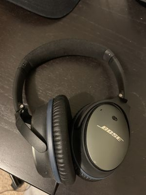 BOSE QuietComfort 25 Acoustic Noise Cancelling Headphones for Sale in Pittsburgh, PA