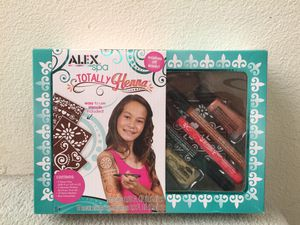 Henna set for Sale in Del Mar, CA