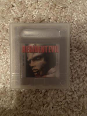 Resident Evil Gaiden Gameboy Color for Sale in Alpharetta, GA