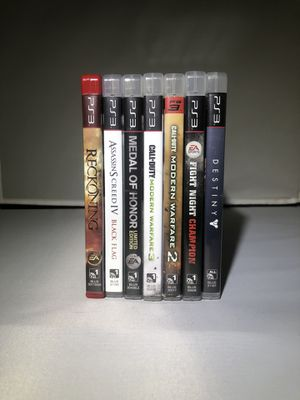 PS3 Games Bundle for Sale in Covina, CA