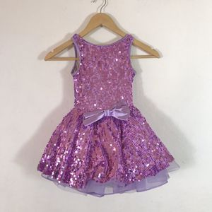 Weissman Dance Ballet Tutu Costume Sequin Dress Size IC 7/8 for Sale in El Cajon, CA
