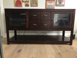 TV console and coffee table- will sell separate for Sale in Phoenix, AZ