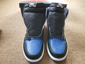 Air Jordan 1 royal toe for Sale in Norwalk, CT