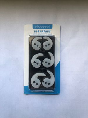 AirPod in-ear pads   3 sizes for Sale for sale  New Rochelle, NY