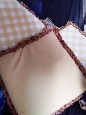 3 set decorative pillows for Sale in San Diego, CA