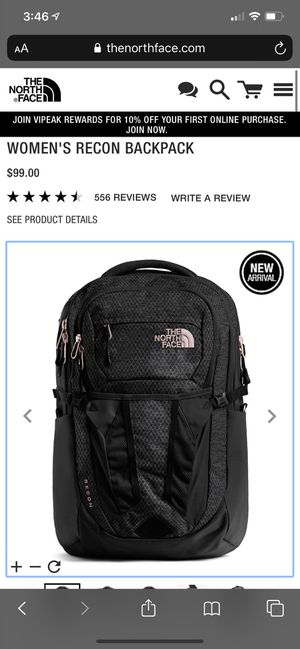 The NorthFace Women's Recon backpack for Sale in North Las Vegas, NV